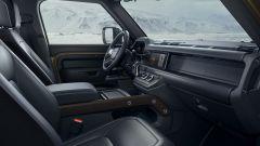 Nuova Land Rover Defender 2020: la plancia