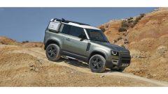 Nuova Land Rover Defender 2020: l'iconica off-road inglese è tornata