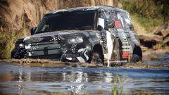 Nuovo Land Rover Defender, sfugge prima foto degli esterni - Immagine: 3