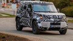 Land Rover Defender, Jaguar J-Pace, Range Rover: le novità