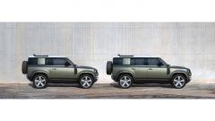 Nuova Land Rover Defender 80: completerà la gamma composta da Defender 90 e Defender 110