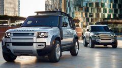 Nuova Land Rover Defender 80: nel 2022 potrebbe arrivare il SUV compatto