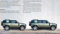 Nuova Land Rover Defender 90 e 110