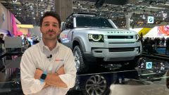 Nuova Land Rover Defender in video dal Salone di Francoforte - Immagine: 1