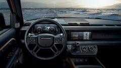 Nuova Land Rover Defender, gli interni