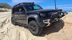 Nuova Land Rover Defender: tuning in video da Instagram