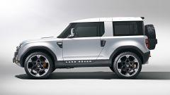 Nuova Land Rover Defender: sarà in concessionaria nel 2020