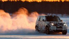 Nuova Land Rover Defender, test estremi in vista del debutto nel 2020