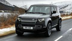 Nuova Land Rover Defender V8, il ritorno di Rombo di Tuono [VIDEO] - Immagine: 3