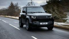 Nuova Land Rover Defender V8, il ritorno di Rombo di Tuono [VIDEO] - Immagine: 6