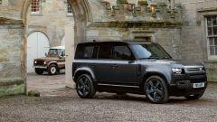 Nuova Land Rover Defender V8, il ritorno di Rombo di Tuono [VIDEO] - Immagine: 8