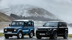 Nuova Land Rover Defender V8, il ritorno di Rombo di Tuono [VIDEO] - Immagine: 9