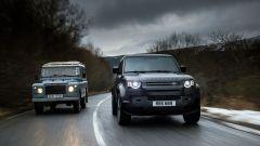 Nuova Land Rover Defender V8, il ritorno di Rombo di Tuono [VIDEO] - Immagine: 10