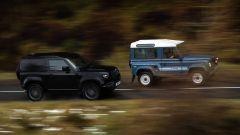 Nuova Land Rover Defender V8, il ritorno di Rombo di Tuono [VIDEO] - Immagine: 11