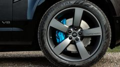 Nuova Land Rover Defender V8, il ritorno di Rombo di Tuono [VIDEO] - Immagine: 13