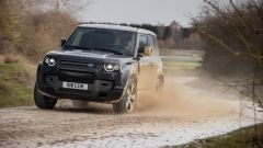 Nuova Land Rover Defender V8, il ritorno di Rombo di Tuono [VIDEO] - Immagine: 18