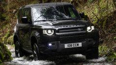 Nuova Land Rover Defender V8, il ritorno di Rombo di Tuono [VIDEO] - Immagine: 23