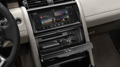 Nuova Land Rover Discovery, console centrale