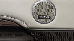 Nuova Land Rover Discovery, impianto audio Meridian