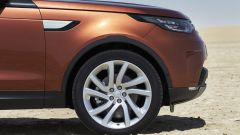 Nuova Land Rover Discovery, laterale