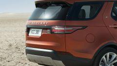 Nuova Land Rover Discovery, portellone