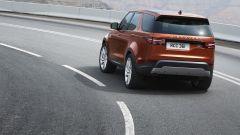 Nuova Land Rover Discovery, posteriore