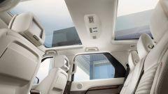 Nuova Land Rover Discovery, tetto panoramico