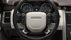 Nuova Land Rover Discovery, volante