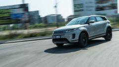 Nuova Land Rover Evoque, la prova su strada
