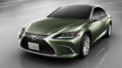 Nuova Lexus ES 300h