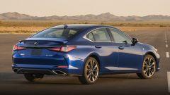 Nuova Lexus ES Hybrid: arriverà anche in Europa. Ecco quando - Immagine: 3