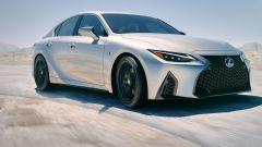 Nuova Lexus IS 2021