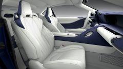 Nuova Lexus LC 500 Convertible, al via le vendite. L'identikit - Immagine: 21