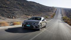 Nuova Lexus LS Hybrid 2018, a gennaio da 105.000 euro - Immagine: 3