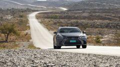 Nuova Lexus LS Hybrid 2018, a gennaio da 105.000 euro - Immagine: 5