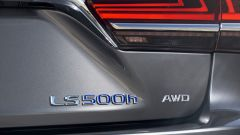 Nuova Lexus LS Hybrid 2018, a gennaio da 105.000 euro - Immagine: 6