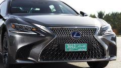 Nuova Lexus LS Hybrid 2018, a gennaio da 105.000 euro - Immagine: 7