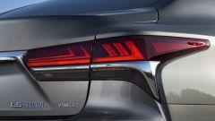 Nuova Lexus LS Hybrid 2018, a gennaio da 105.000 euro - Immagine: 13