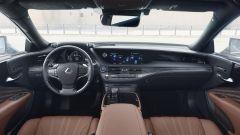 Nuova Lexus LS Hybrid 2018, a gennaio da 105.000 euro - Immagine: 17