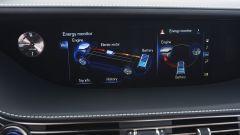 Nuova Lexus LS Hybrid 2018, a gennaio da 105.000 euro - Immagine: 18