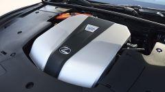 Nuova Lexus LS Hybrid 2018, a gennaio da 105.000 euro - Immagine: 20