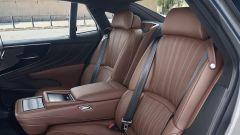Nuova Lexus LS Hybrid 2018, a gennaio da 105.000 euro - Immagine: 21