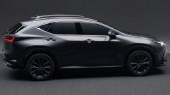 Nuova Lexus NX, la prima volta della plug-in hybrid. Prime foto - Immagine: 2