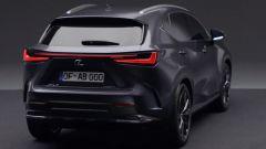 Nuova Lexus NX, la prima volta della plug-in hybrid. Prime foto - Immagine: 3
