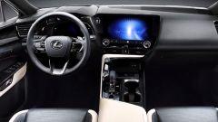 Nuova Lexus NX, la prima volta della plug-in hybrid. Prime foto - Immagine: 5