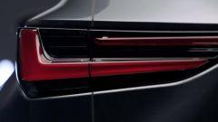 Nuova Lexus NX, la prima volta della plug-in hybrid. Prime foto - Immagine: 9