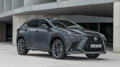 Nuova Lexus NX 2022 (Hybrid e Plug-in) in vendita. Listino Prezzi