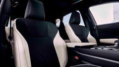 Nuova Lexus NX: i sedili anteriori