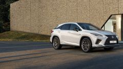 Nuova Lexus RX: il modello attuale del grande SUV giapponese