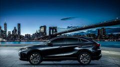 Nuova Lexus RX ibrida: scheda tecnica, interni, lancio